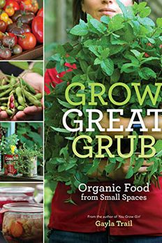 Grow Great Grub book cover