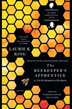 The Beekeeper's Apprentice book cover