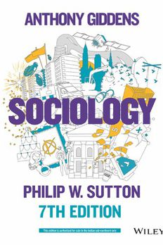 Sociology book cover