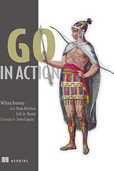 Go in Action book cover