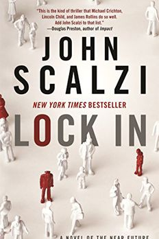 Lock In book cover