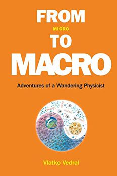 From Micro To Macro book cover