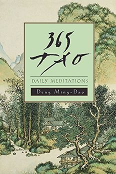 365 Tao book cover