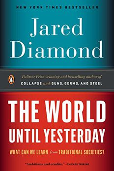 The World Until Yesterday book cover