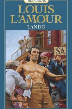 Lando book cover