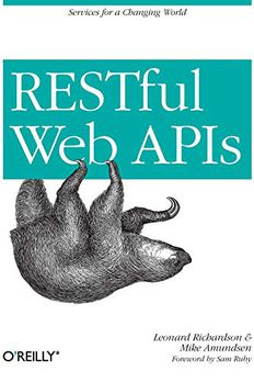 RESTful Web APIs book cover