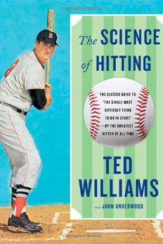 The Science of Hitting book cover