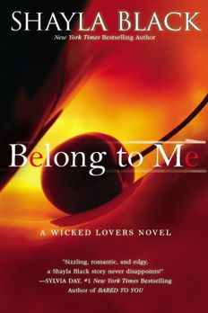 Belong to Me book cover