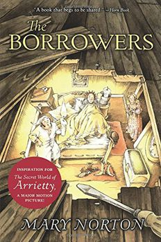 The Borrowers book cover