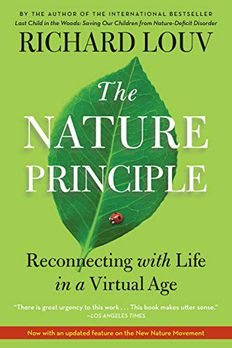 The Nature Principle book cover