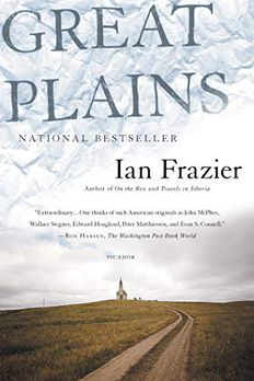 Great Plains book cover