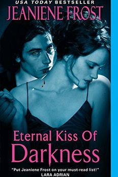Eternal Kiss of Darkness book cover