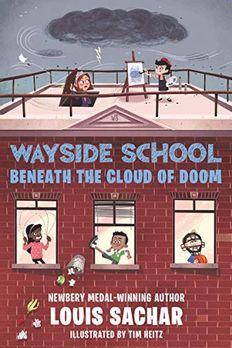 Wayside School Beneath the Cloud of Doom book cover