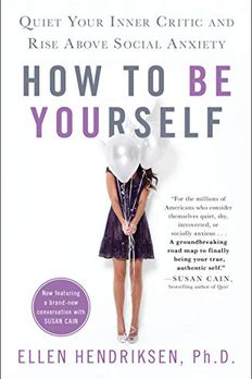 How to Be Yourself book cover