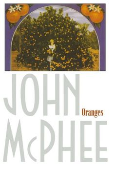 Oranges book cover