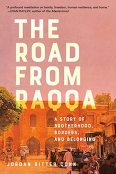 The Road from Raqqa book cover