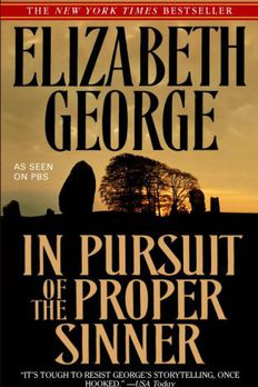 In Pursuit of the Proper Sinner book cover
