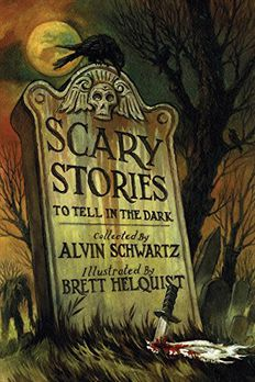 Scary Stories to Tell in the Dark book cover