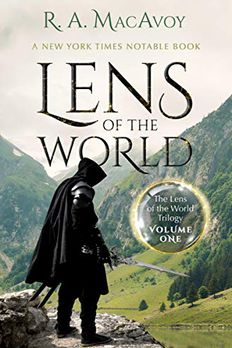 Lens of the World book cover