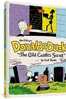 Walt Disney's Donald Duck book cover