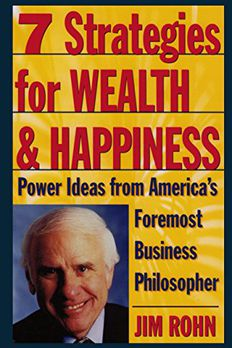 7 Strategies for Wealth & Happiness book cover
