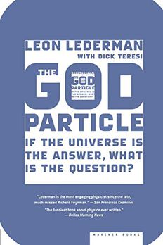 The God Particle book cover