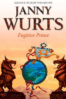 Fugitive Prince book cover