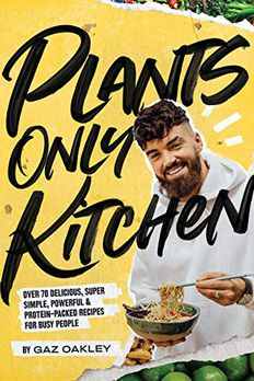 Plants-Only Kitchen book cover