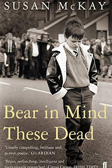 Bear in Mind These Dead book cover