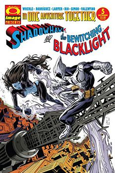 Shadowhawk #5 book cover