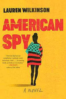 American Spy book cover