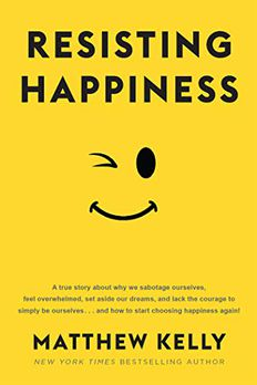 Resisting Happiness book cover