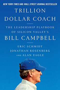 Trillion Dollar Coach book cover