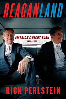 Reaganland book cover
