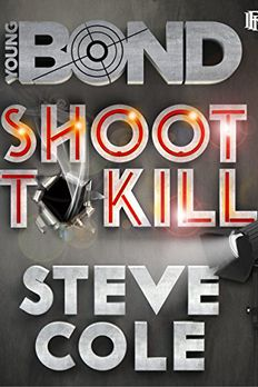 Shoot To Kill book cover