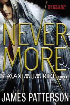 Nevermore book cover