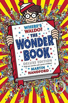 Where's Waldo? The Wonder Book book cover