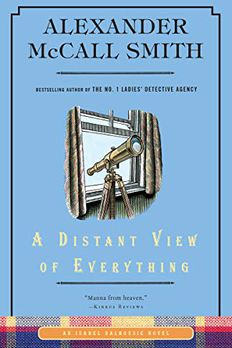 A Distant View of Everything book cover