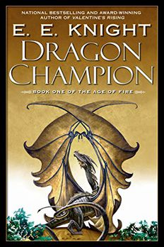 Dragon Champion book cover