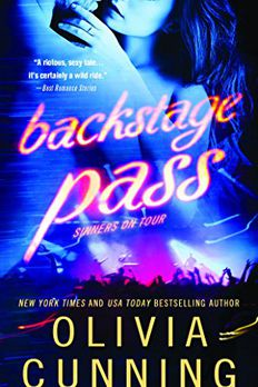 Backstage Pass book cover