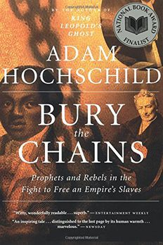 Bury the Chains book cover