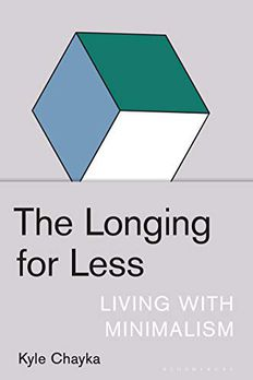 The Longing for Less book cover