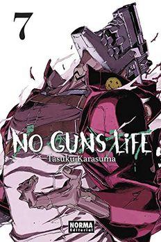 No Guns Life #7 book cover