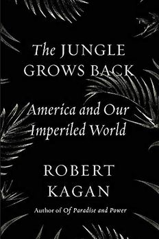 The Jungle Grows Back book cover