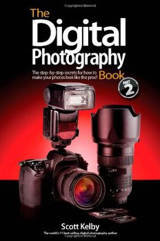 The Digital Photography Book, Part 2 book cover