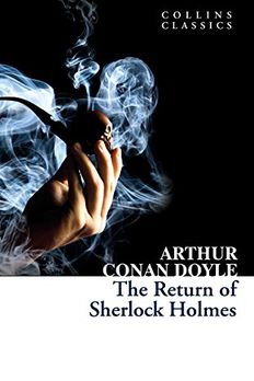The Return of Sherlock Holmes book cover