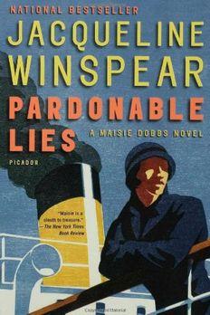 Pardonable Lies book cover