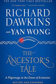 The Ancestor's Tale book cover