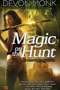 Magic on the Hunt book cover