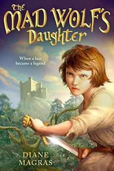 The Mad Wolf's Daughter book cover